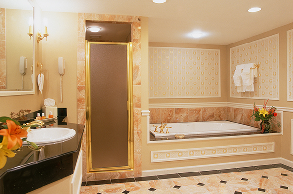 Jacuzzi Hotels in CT