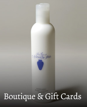 Boutique and Spa Gift Cards in CT | The Spa at Norwich Inn