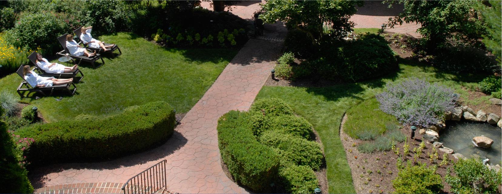 CT Spa Garden