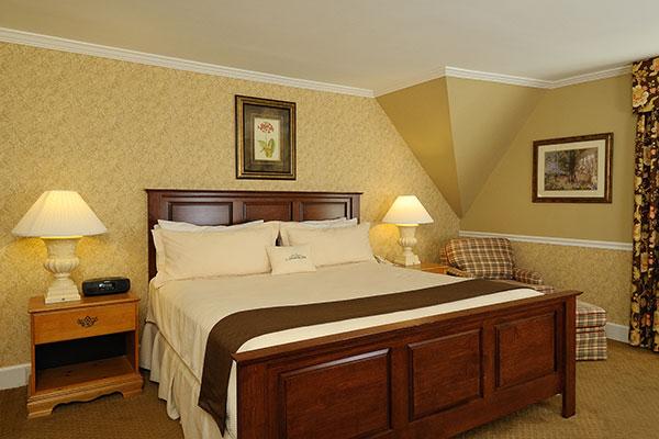 Hotel Bedrooms in CT
