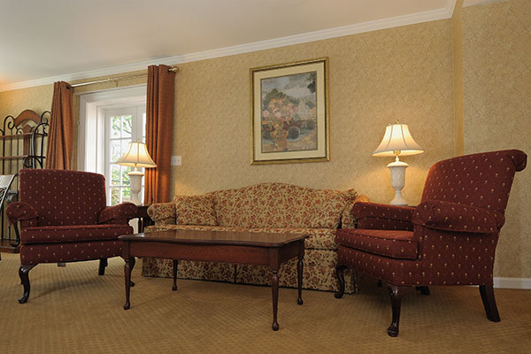 Hotel Living Rooms in CT