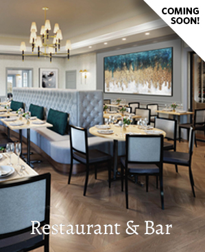 Restaurants in Norwich CT | The Spa at Norwich Inn